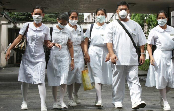 Philippines offers nurses in exchange for vaccines from  Germany, UK