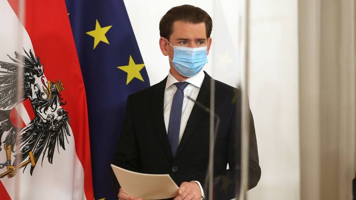Austria: Kurz to push for Europe-wide vaccination passport