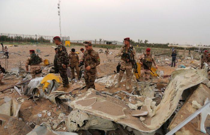 Iraqi PM, US President discuss recent rocket attacks