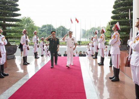 Vietnam appoints military officer as propaganda chief