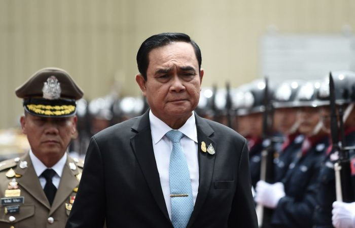 Thailand bans public gatherings to prevent COVID-19 spread