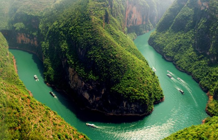 China to protect Yangtze River environment
