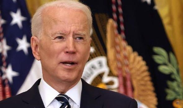 Biden: Washington not seeking conflict with China, Russia