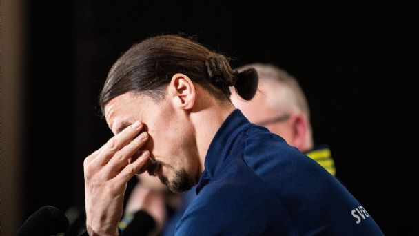 Zlatan Ibrahimovic comes home to join Sweden squad