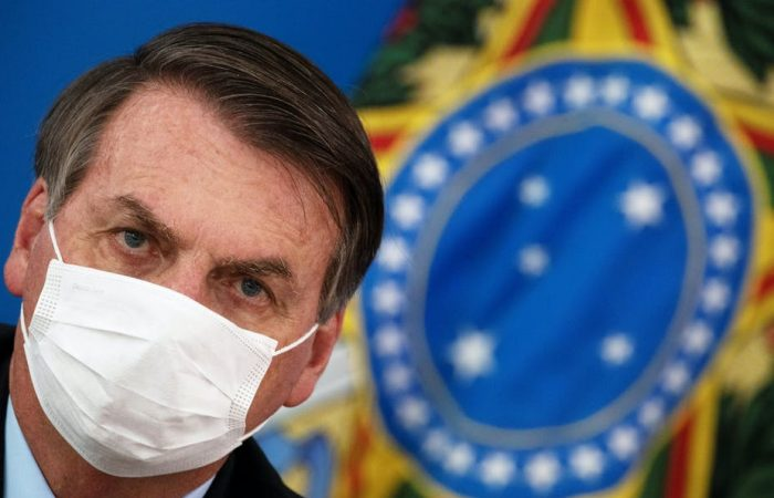 Brazil's Bolsonaro appoints 4th health minister in one year