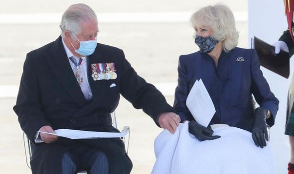 Prince Charles receives rare Greek honour on final day of visit