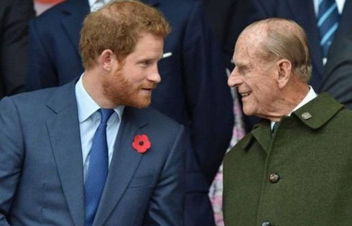 Prince Harry rushing back to UK for funeral, without Meghan