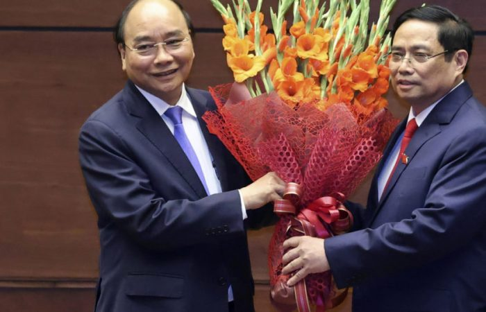 Vietnam selects new PM and President