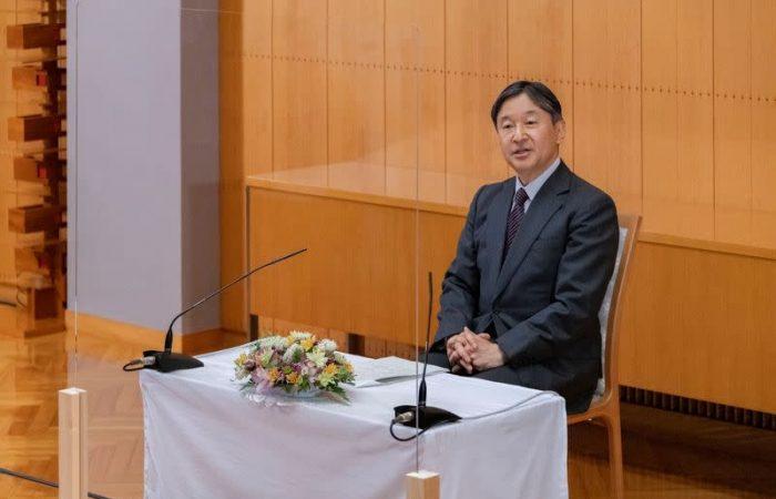 Emperor Naruhito sends condolence message to Queen Elizabeth