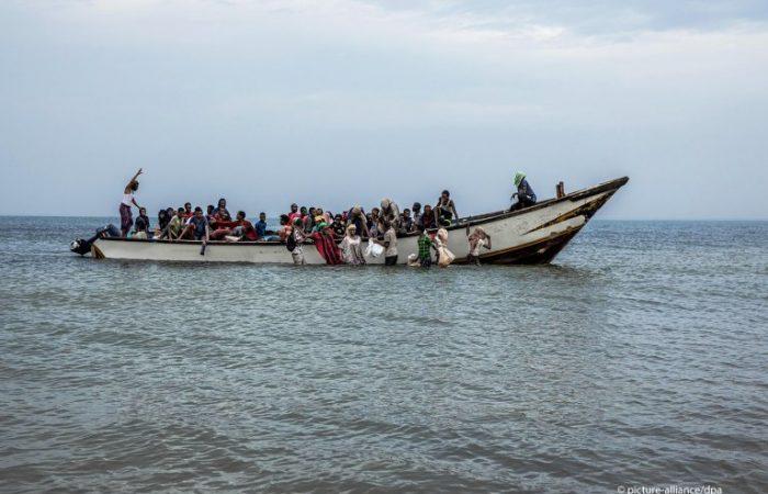 IOM: Dozens of migrants dead after boat capsizes off Djibouti