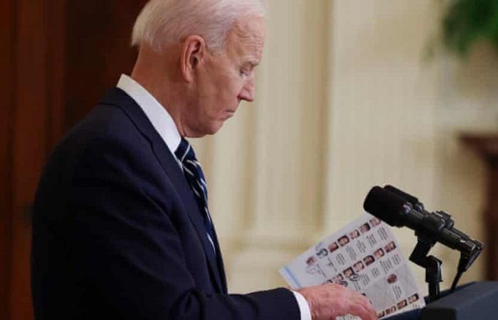 Biden team is expected to resume US aid to UN agency for Palestinians