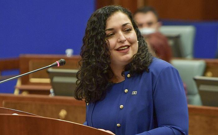 Kosovo votes for Vjosa Osmani as president