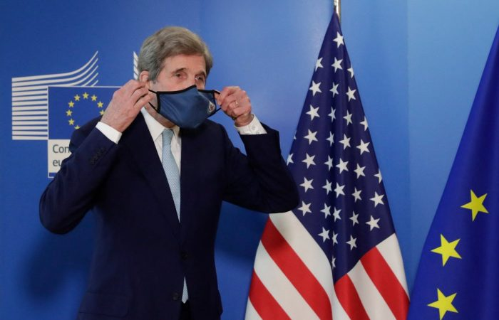 US envoy John Kerry's visit to China on climate will be first by Biden team