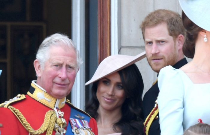 Harry, Meghan to be snubbed by Prince Charles as part of his new plans