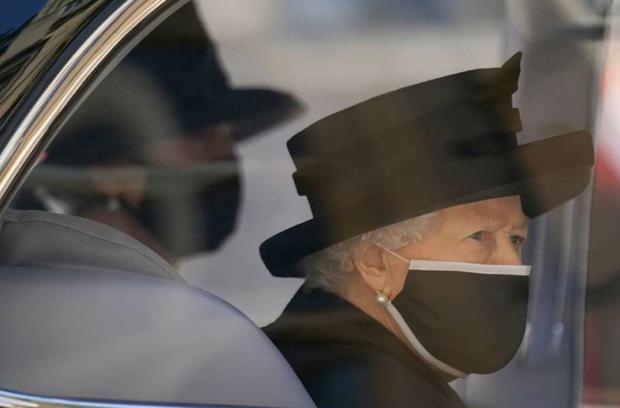 UK: Prince Philip's funeral held in Windsor
