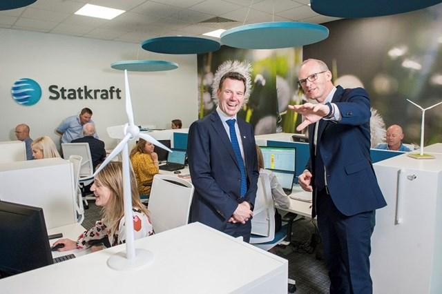 Statkraft plans first wind farm in Germany