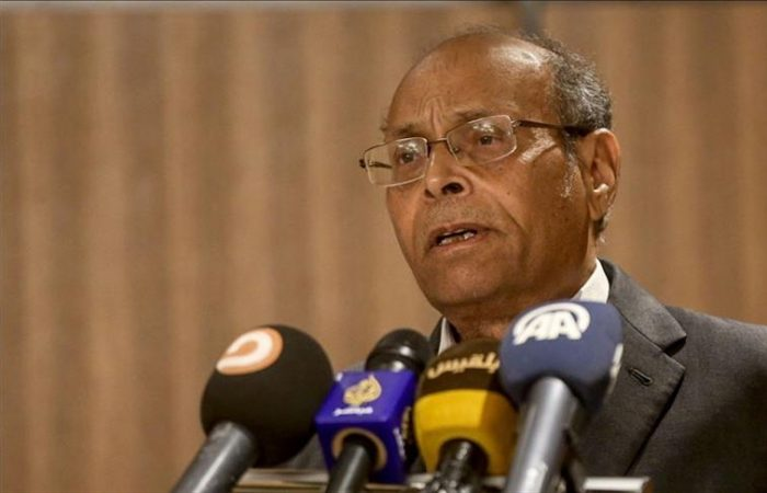 Former Tunisian president calls for early elections