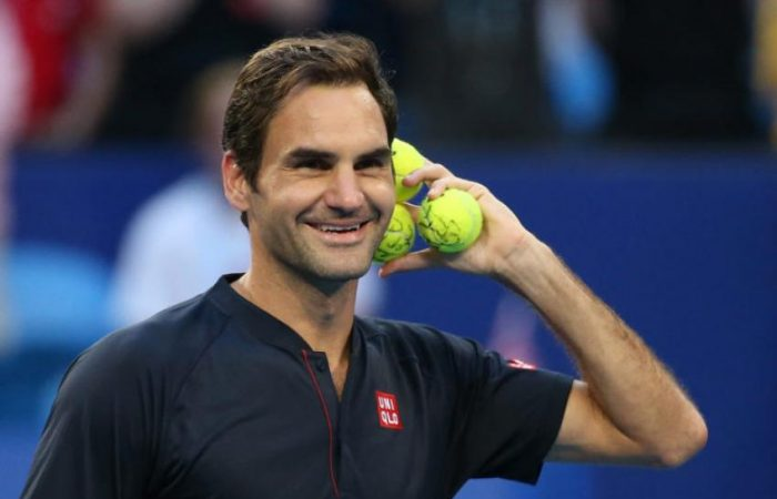 Tennis: Federer confirms his participation for this year's French Open