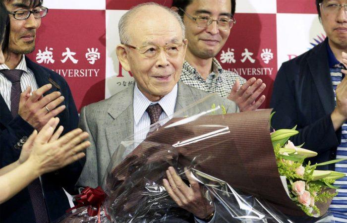 Japan inventor of 'revolutionary' LED lamp dies
