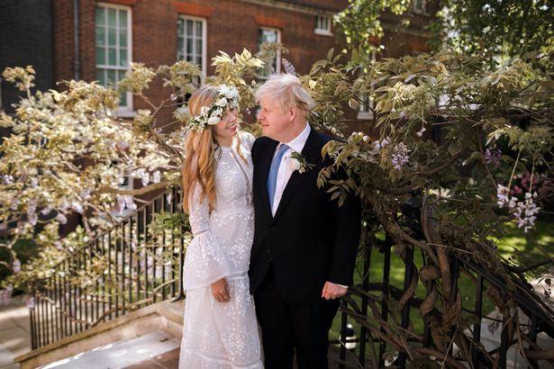 UK: Boris Johnson secretly marries fiancee Carrie Symonds