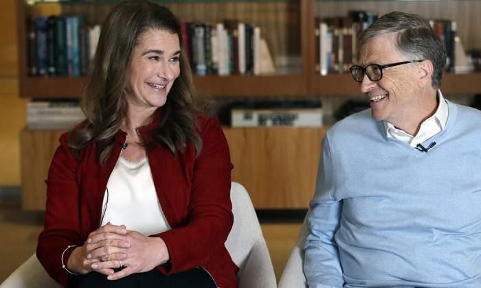 Bill Gates divorces Melinda