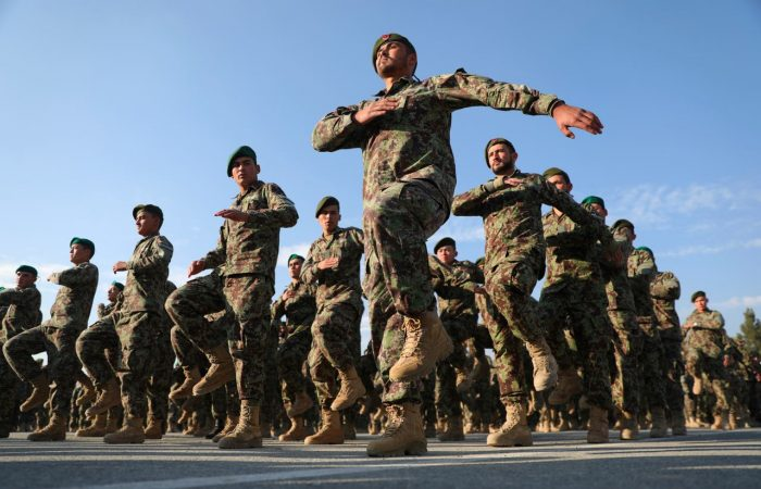 Final US military withdrawal from Afghanistan formally under way
