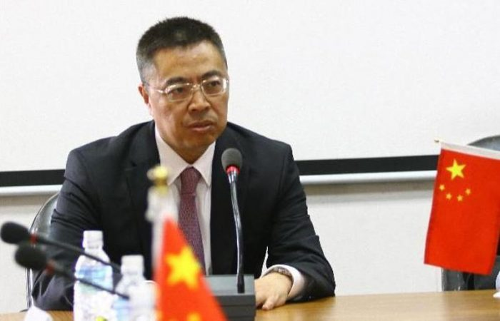 WTO appointed a new deputy chief, Zhang Xiangchen