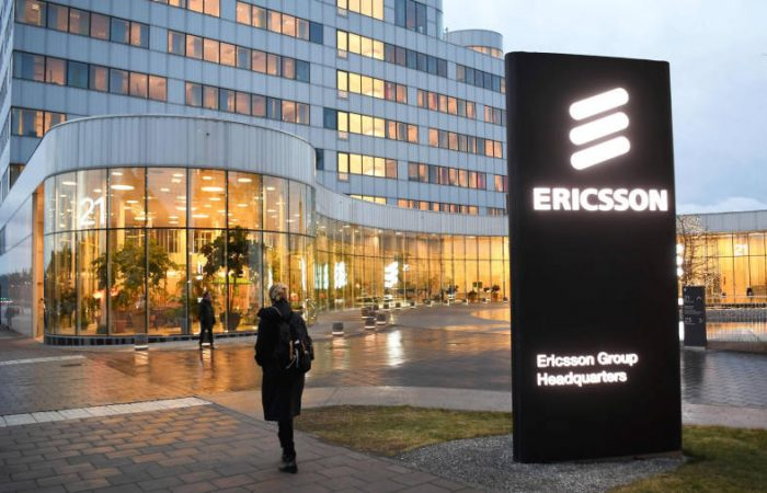 Ericsson to pay $97 mln to Nokia for after settling damages claim