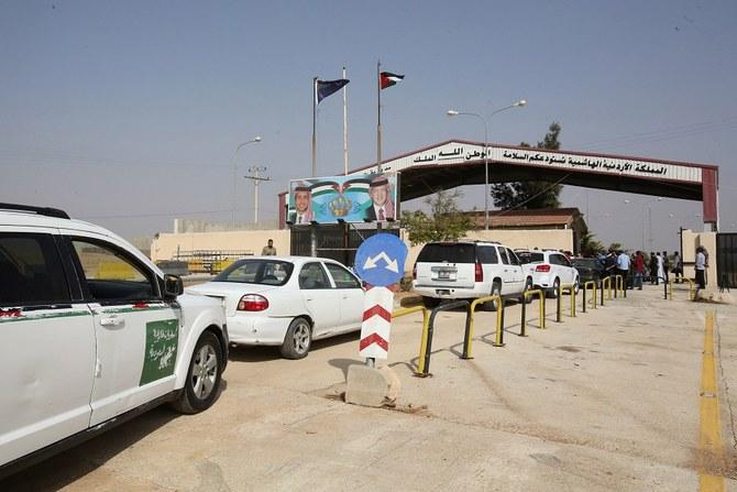 Jordan reopens two border posts with Saudi Arabia, Syria