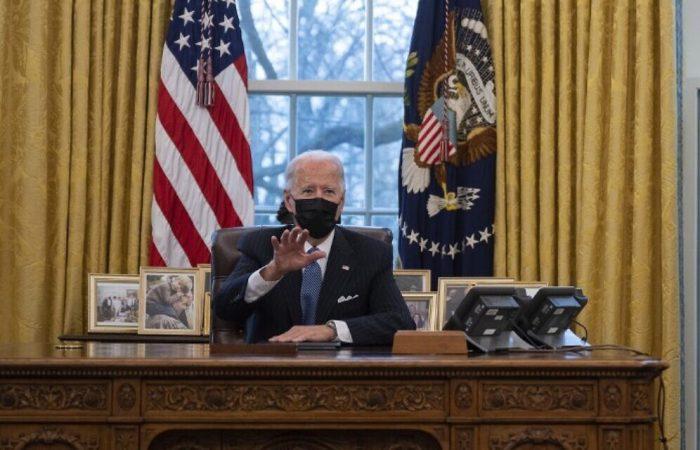 Biden phones Israeli, Palestinian leaders as violence soars