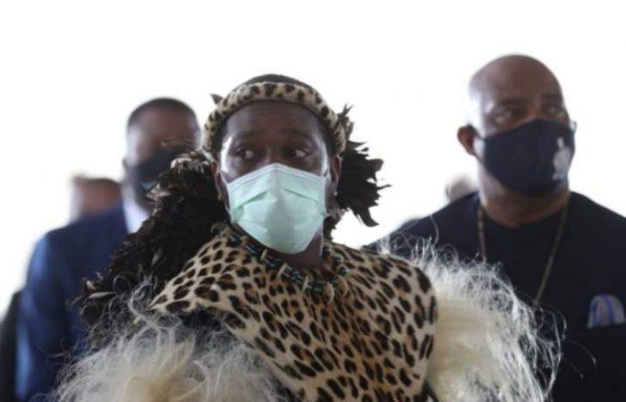 South Africa: Zulu queen's eldest son named next monarch