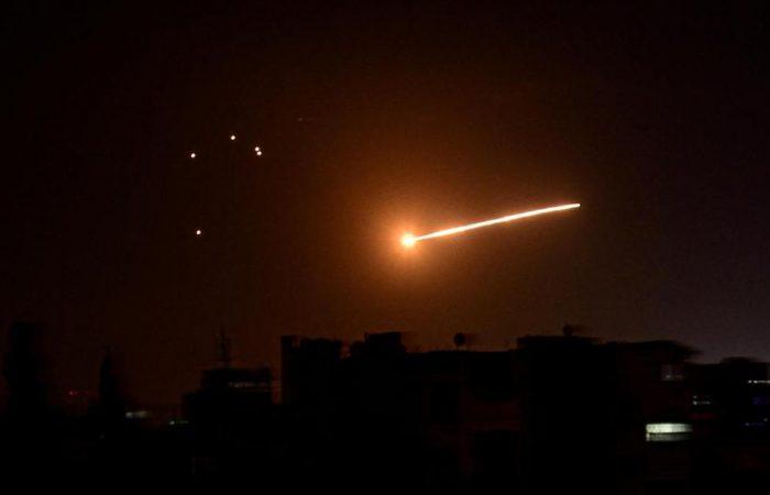 Syria blames Israel for rare air raid on port city of Latakia