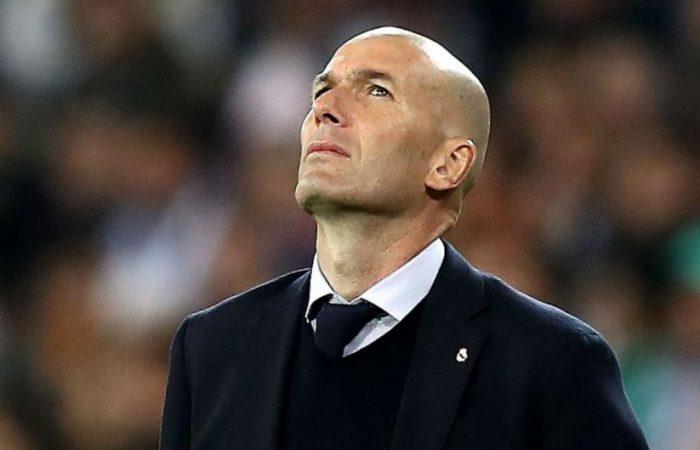 Zinedine Zidane resigns as Real Madrid coach, again