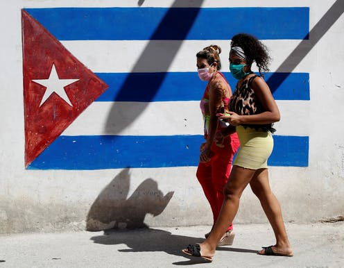 Greek organizations demand an end to the blockade on Cuba