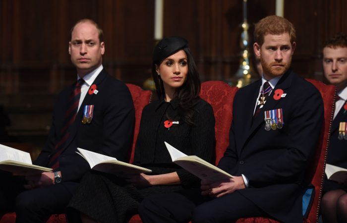 Prince Harry, William's reunion links to Meghan's separation