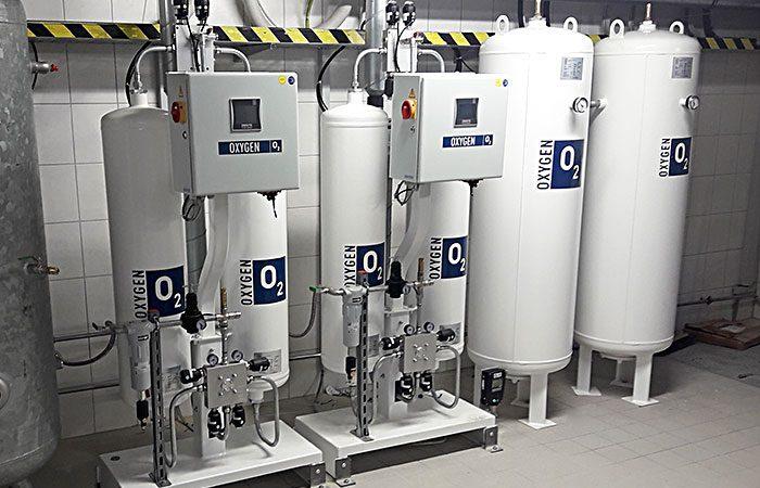 China sends to India 40,000 oxygen generators