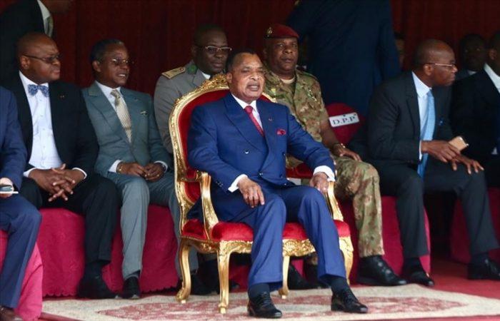 Republic of Congo's premier minister, government resign