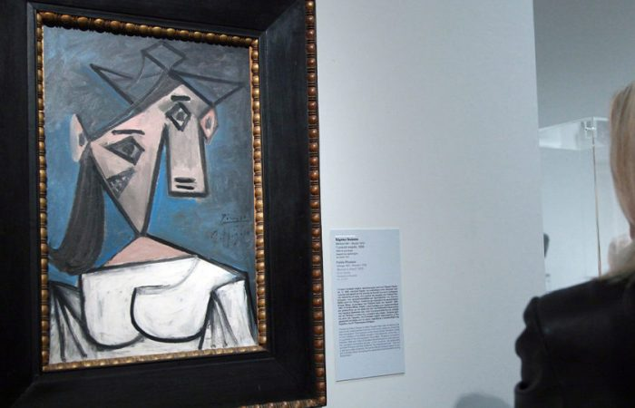 Stolen Picasso painting found nine years after elaborate Athens art heist