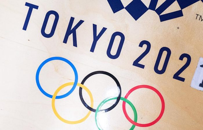 Tokyo Olympics to be a dry event