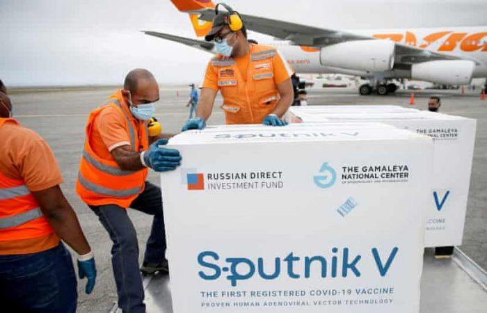 Venezuela gets new batch of Russia's Sputnik V vaccine