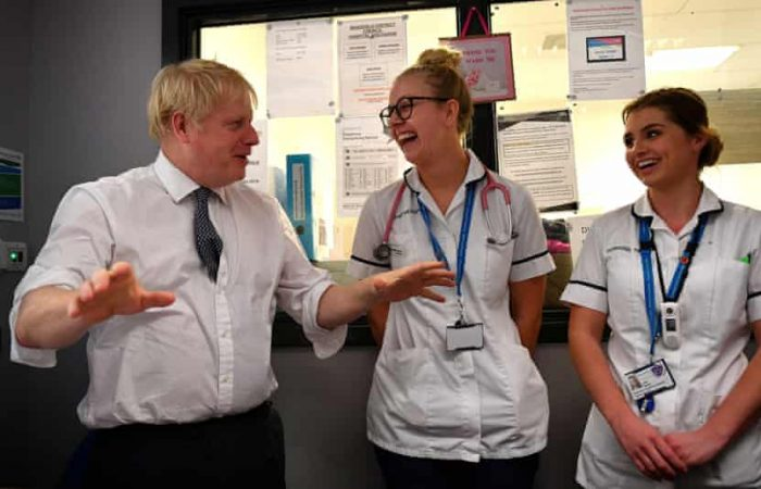 UK makes vaccines mandatory for all care workers