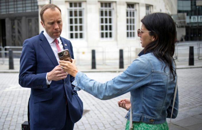 UK Health Secretary Matt Hancock resigns after COVID breach