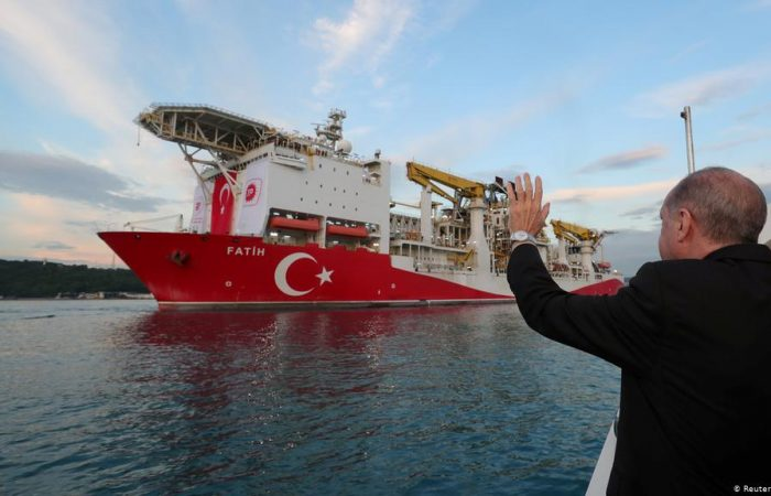 Turkey says it's made a new natural gas find in Black Sea