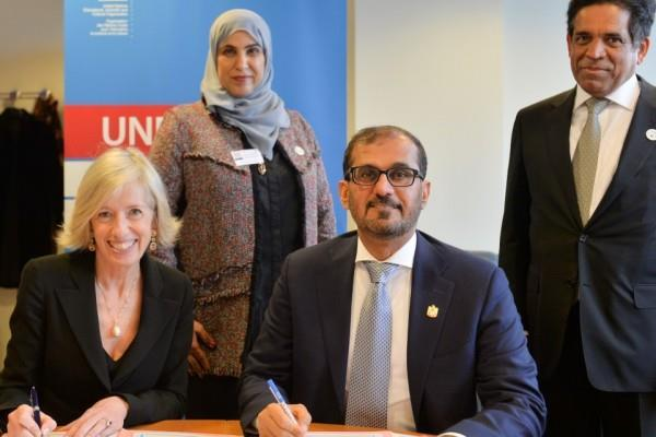 The UAE takes a seat at the UNESCO table