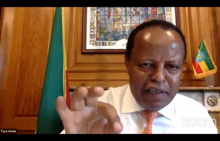 Ethiopia ambassador: Eritrean troops in Tigray to leave 'soon'
