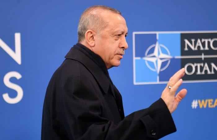 NATO meeting fraught with tension between Biden, Erdogan