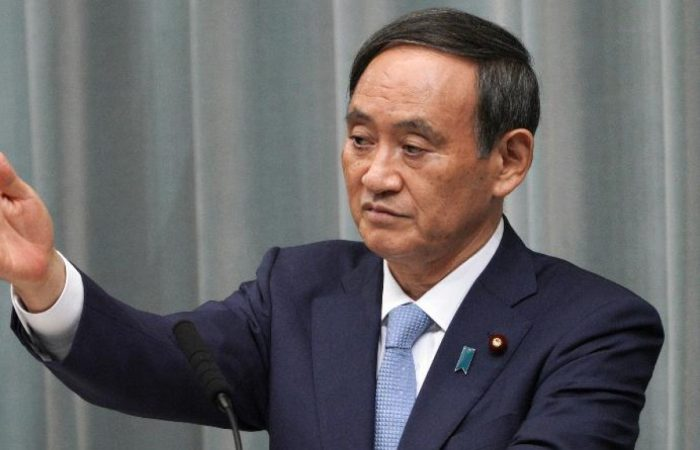 Japan PM Suga bets his job on a successful Olympics