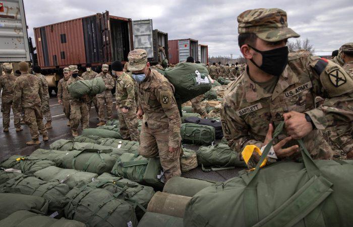 UN: Taliban look to grab power as US departs Afghanistan