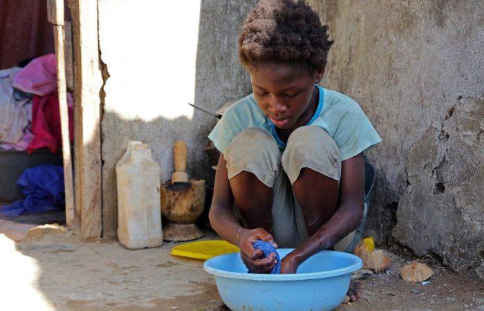 UNICEF: Funding gap threatens 86,000 Haiti kids