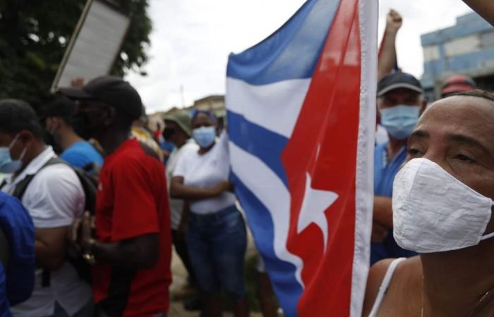 #SOSCuba: President admits mistakes as island concedes to protesters' demands
